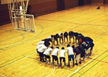 男子バスケットボール部部